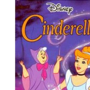 Cinderella (Disney Easy Reader)