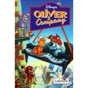 Oliver and Company (Disney Book of the Film)