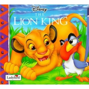 Lion King (Look & Find)