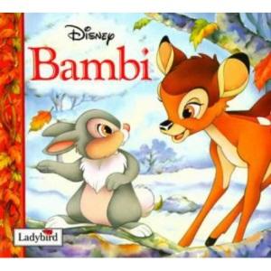 Bambi (Disney Landscape Picture Books)