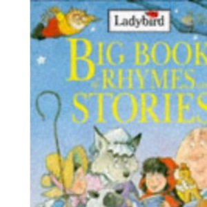 Big Book of Rhymes and Stories (Large Gift Books)