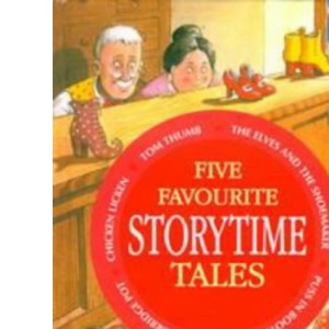 Five Favourite Storytime Tales (Favourite tales SL1)