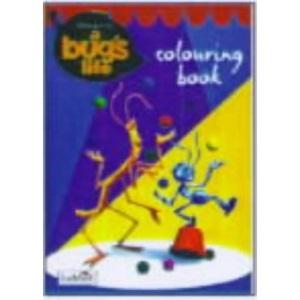 A Bug's Life: A Bug's Life Colouring Book (Disney: Film & Video)