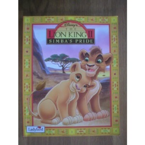 The Lion King II: Simba's Pride (Book of the Film)