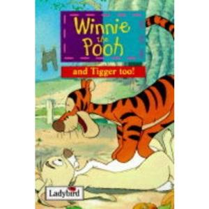 Winnie the Pooh Storybook: Tigger (Disney Easy Reader)