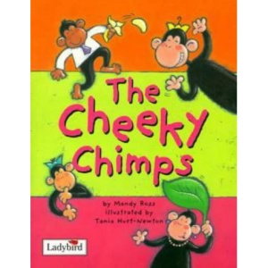 Cheeky Chimps (Animal Allsorts)
