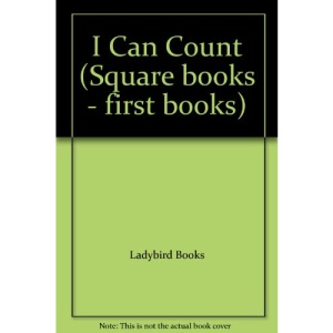 I Can Count (Square books - first books)