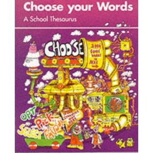 Choose Your Words - Thesaurus