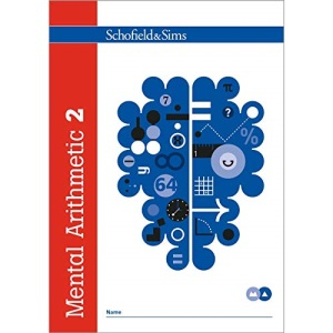 Mental Arithmetic Book 2: KS2 Maths, Year 4, Ages 8-9