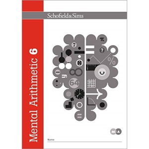 Mental Arithmetic Book 6: KS2 Maths, Years 6, Ages 10-11