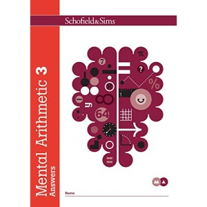 Mental Arithmetic Book 3 Answers: Years 4-5, Ages 8-10
