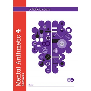 Mental Arithmetic Book 4 Answers: Year 5, Ages 9-10