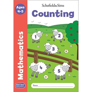 Counting, Get Set Mathematics, EYFS, Ages 4-5 (Reception)