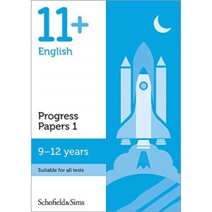 11+ English Progress Papers Book 1 for GL and CEM: KS2, Ages 9-12