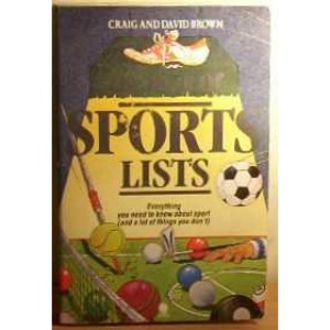 The Book of Sports Lists: No. 1