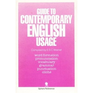 Guide to Contemporary English Usage