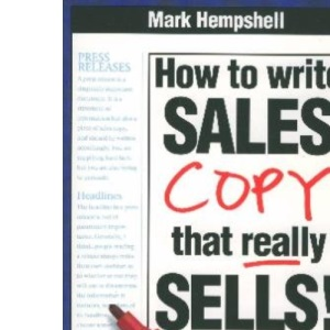 How to Write a Sales Copy That Really Sells