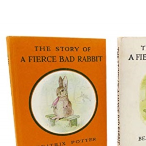 The Story of a Fierce Bad Rabbit (The Original Peter Rabbit books / by Beatrix Potter)