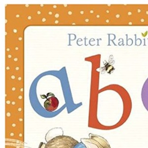 Peter Rabbit's A. B. C. (Picture Learning Book)