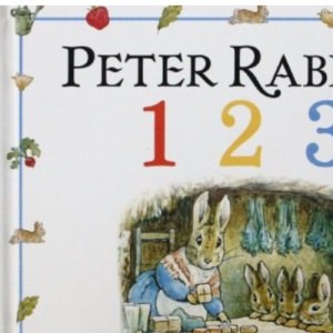 Peter Rabbit's 1, 2, 3 (Picture Learning Book)