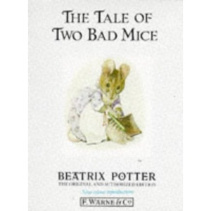 THE TALE OF TWO BAD MICE.