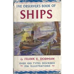 Observers Book of Ships (Warne Observers)