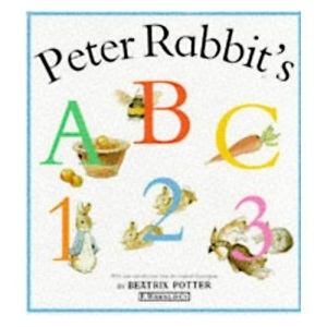 Peter Rabbit's ABC & 123 (The World of Peter Rabbit)
