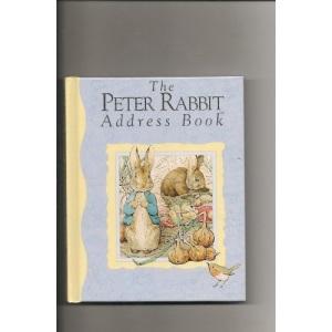 Peter Rabbit Address Book (Ss)