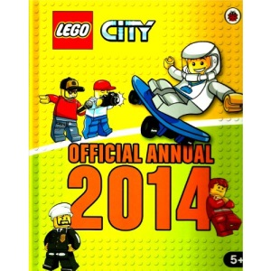 Lego City The Official Annual 2014 - A children's activity book with puzzles and games   Age 5+ (RRP: £7.99)