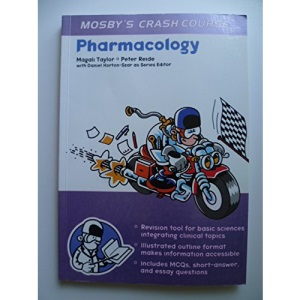 Pharmacology (Mosby's Crash Course)