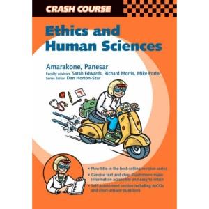 Crash Course:  Ethics and Human Science: Amarakone (Crash Course-UK)