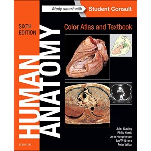Human Anatomy, Color Atlas and Textbook, 6e: With STUDENT CONSULT Online Access