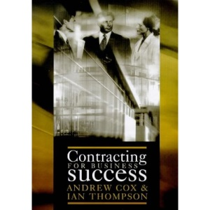 Contracting for Business Success