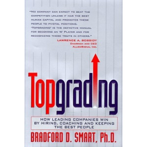 Topgrading: Proven Method for Hiring and Firing Teams