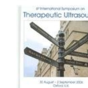 6th International Symposium on Therapeutic Ultrasound: 30 August - 2 September 2006 (AIP Conference Proceedings)