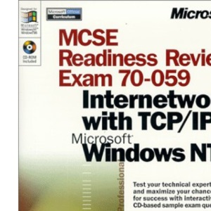 MCSE Testcheck Exam Guide: TCP/IP (Mcse Readiness Review)