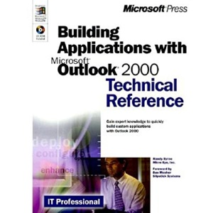 Building Applications with Outlook 2000