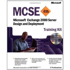 MCSE Exchange Server 2000 Design and Deployment (Pro-Certification)