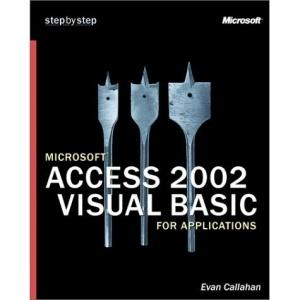 Access 10 VBA Step by Step (Step by Step (Microsoft))