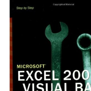 Microsoft Excel 2002 Visual Basic for Applications Step by Step