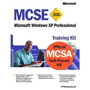 MCSE Windows XP Professional Training Kit (MCSE Training Kits)