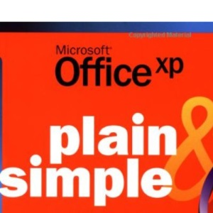 Office XP Plain & Simple (How to Do Everything)