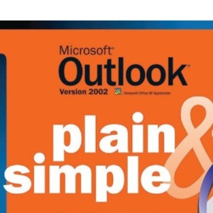 Microsoft® Outlook® Version 2002 Plain & Simple (Cpg-Other)