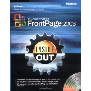 Microsoft® Office FrontPage® 2003 Inside Out (Bpg-Inside Out) Front Page