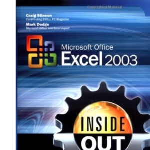 Microsoft® Office Excel 2003 Inside Out (MICROSOFT OFFICE EXCEL INSIDE OUT)