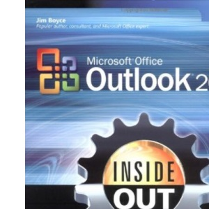 Outlook 2003 Inside Out Book/CD Package (Bpg-Inside Out)