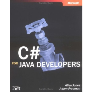 C# for Java Developers (Pro-Developer)