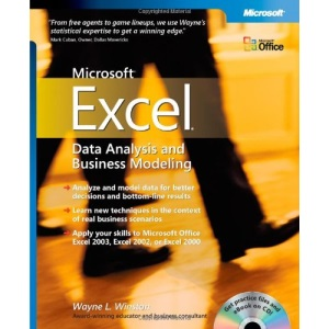 Excel Data Analysis & Business Modeling Book/CD Package (Bpg-Other)