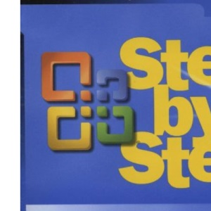 Project 2003 Step by Step Book/CD Package (Step by Step (Microsoft))