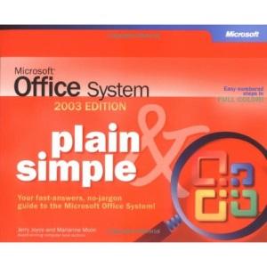 Office 2003 Plain & Simple (Bpg-Plain & Simple)
